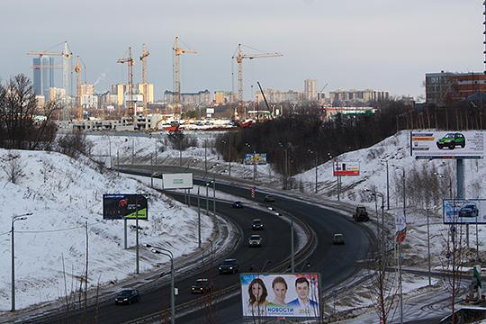 Сегодня встолице РТпоэскроу-счетам строится всего 18 ЖК, при этом вгороде строится еще 36 жилых комплексов поДДУ