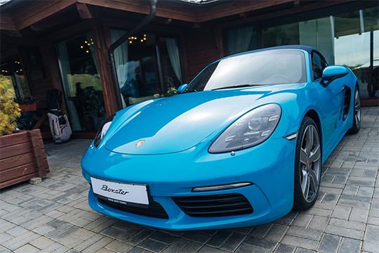 Продажи Porsche в России в среднем выросли на 22%, заметно быстрее республиканского темпа