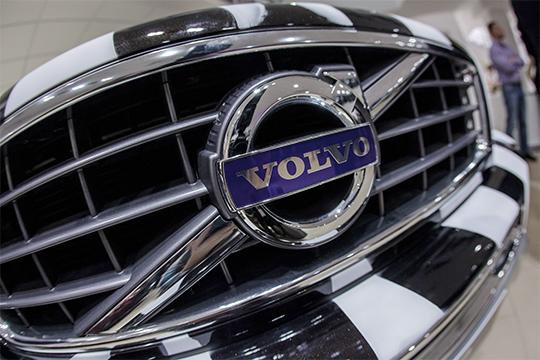 Улыбнулась фортуна и шведско-китайскому Volvo: спрос на него вырос на 38% до 127 авто