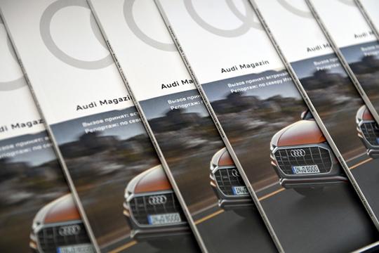 Марка Audi c 2016 года стабильно теряет в продажах, и за последние три квартала недосчиталась в Татарстане 36 покупателей (или 10%), ограничившись 312 регистрациями