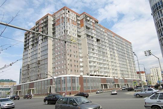 Недостроенными так и остались здания на Чистопольской, дом 6, Четаева, дома 3 и 4, Заслонова, дом 40 и Достоевского, дом 57
