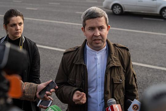 Сергей Темляков:«Выпомните, министр финансов Радик Гайзатуллин нас тоже приглашал, новстреча несостоялась. Перевозчики готовы прийти кминистру транспорта влюбое удобное для него время»