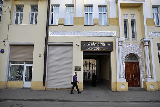 Творческий вечер лидера татарской общины Москвы прошел в доме Асадуллаева