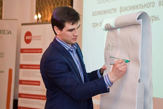«АНП Зенит» Вадима Кузовкова работает с «крупными и очень крупными клиентами»