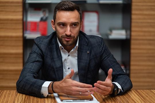 Тимуру Сергееву в 25 лет пришлось взять бразды правления компанией на себя