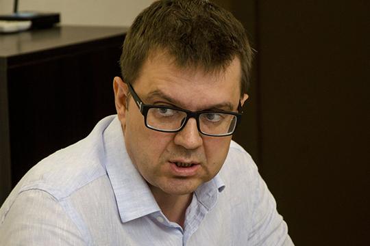 Григорий Бусарев 18 лет назад создал в Татарстане первую компанию по защите интеллектуальной собственности