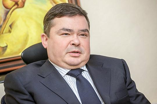 Эдуард Зяббаров сделал себе имя на налоговых спорах