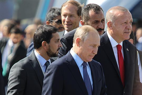 «Турция, безусловно, не наш союзник, не тот партнер, на которого Россия может положиться. Турция — страна своенравная и самостоятельная»