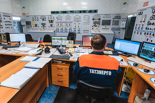 Заинская ГРЭС, крупнейший производитель электричества вТатарстане, вырабатывает 26% отобщей генерации вреспублике