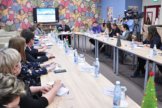 На прошедшей накануне итоговой пресс-конференции мэр Челнов Наиль Магдеев наконец публично высказался по одному из самых громких за последние месяцы скандалов