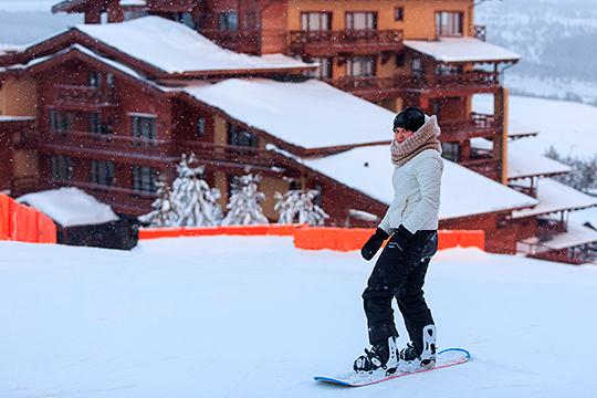 «Только у нас и есть снег — приезжайте», — зазывают в городе-курорте «Свияжские холмы»