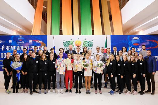 Чемпионат Росии 2019 год