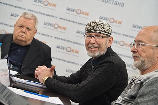 Дамир Исхаков: «В течение 30 лет мы топчемся на месте, но это означает, что на самом деле мы уходим назад, потому что другие в это время на месте не топчутся»