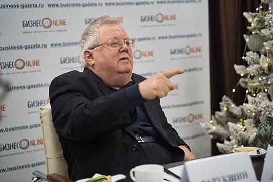 Мидхат Фарукшин: «Санкции Запада направлены против олигархов, крупных чиновников, компаний, каких-то банков, а вот эмбарго направлено на продовольственные товары»