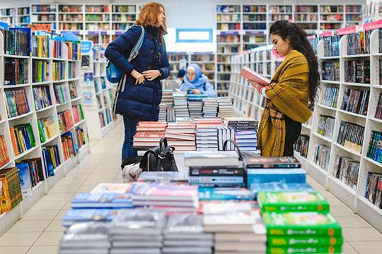 Яхина, Оруэлл, Лабковский и«Простоквашино»: что читали в2019-м татарстанцы