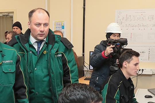 В рейтинг также вошел назначенный в сентябре генеральным директором ТАНЕКО Илшат Салахов