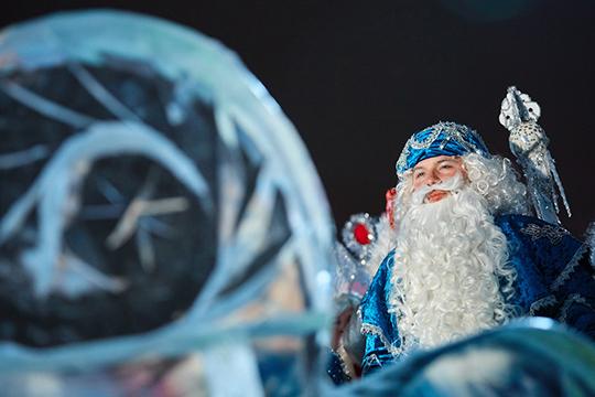Старый Новый год, Егор Крид ивыставка Ван Гога