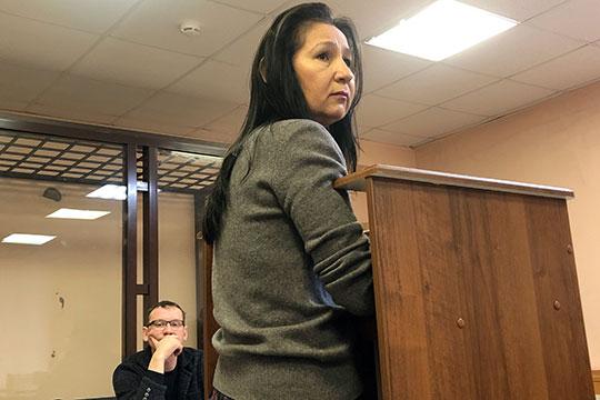 Из числа сотрудников нацбанка РТ суд допросил и Алсу Садыкову, начальника отдела финансового мониторинга валютного контроля