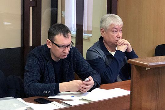 Трое сотрудников Волго-Вятского управления ЦБ были допрошены во вторник в ходе судебного процесса над банкиром Робертом Мусиным
