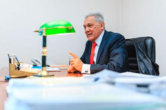 Рашид Исхаков: «Для меня всегда большой проблемой была добыча денег для обеспечения строительного процесса»