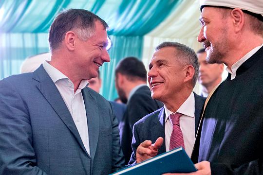 минниханов займет должность в новом правительстве кредит рус займ