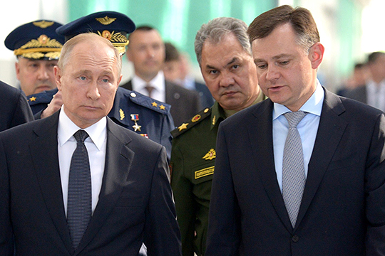 Событие готовили 5 лет, с тех пор, как министр обороны Сергей Шойгу объявил о решении возобновить производство Ту-160