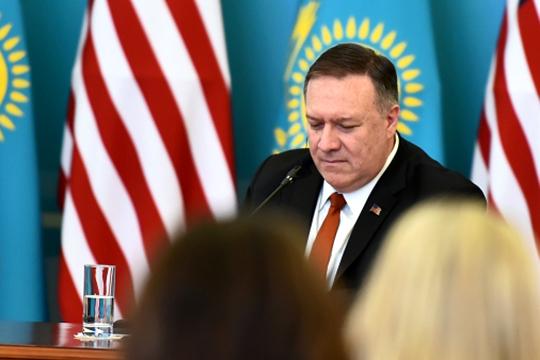 В целом евразийское турне госсекретаря США можно назвать успешным. Везде его принимали как дорогого гостя