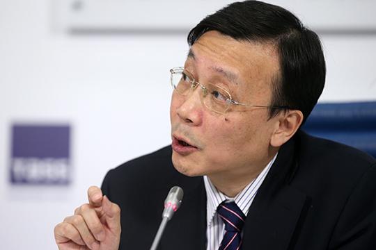 Чжан Сяо: «Помпео против Китая. Как я уже говорил, он часто показывает себя выскочкой, повторяя старую песню, не приводя ничего нового»