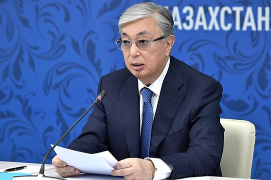 Президент Казахстана Токаев в своем «Твиттере» написал, что в Кордайском районе произошла «массовая драка из хулиганских побуждений». Говоря иначе — ничего страшного не случилось, не стоит делать из мухи слона