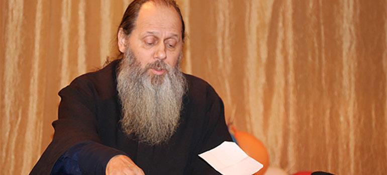 Болгарский священник объявлен «сектантом»