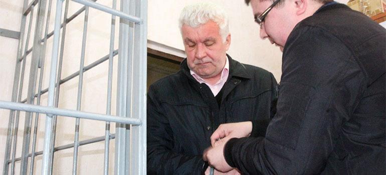 Противостояния Следственного комитета иВладимира Швецова