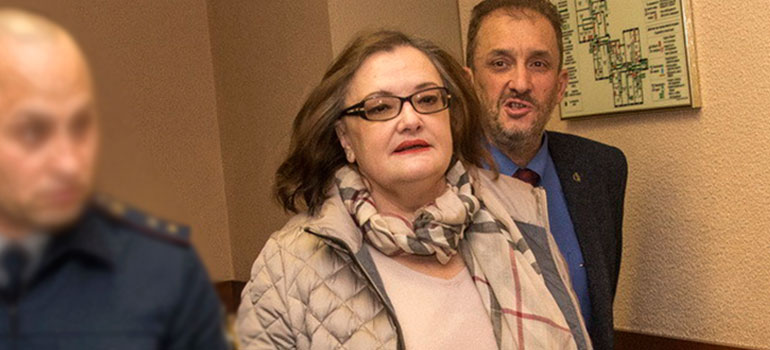 Уголовное дело против Евгении Даутовой