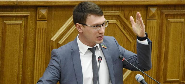 Речь депутата Артема Прокофева против повышения пенсионного возраста