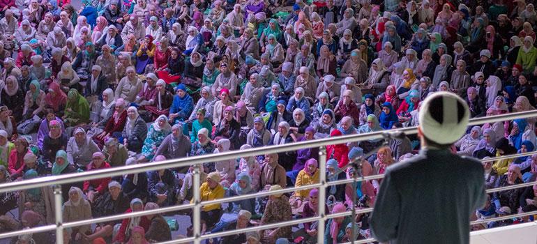 Казанские мусульманки установили мировой рекорд