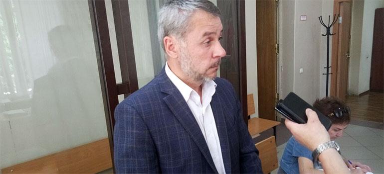 Суд над экс-главой ГИСУ Рашидом Нуруллиным