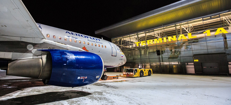 Аэропорт «Казань» будет расширяться