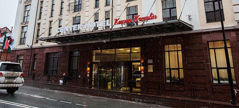 ОтельMarriott ушел под крылогруппы ВТБ