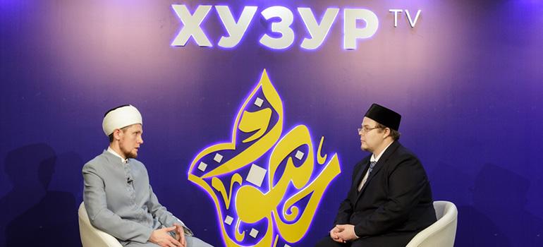Создание исламского телеканала«Хузур TV»