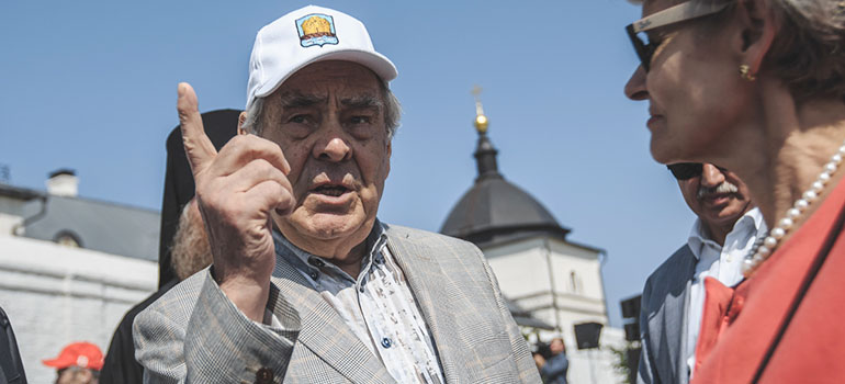Минтимер Шаймиев стал специальным посланником ЮНЕСКО