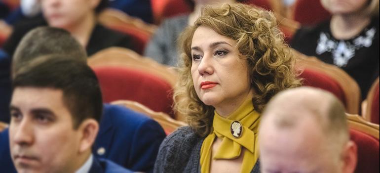Ирада Аюпова— новый министр культуры Татарстана