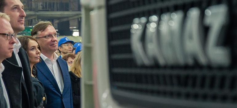 КАМАЗ получил контроль над «Объединенными автомобильными технологиями»