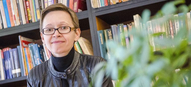 15. Гузель Яхина, писатель