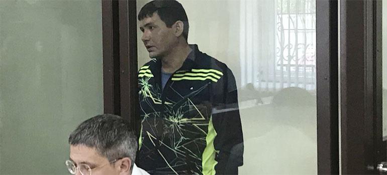 Арест начальника ОБОП МВД поРТИльнара Залялова