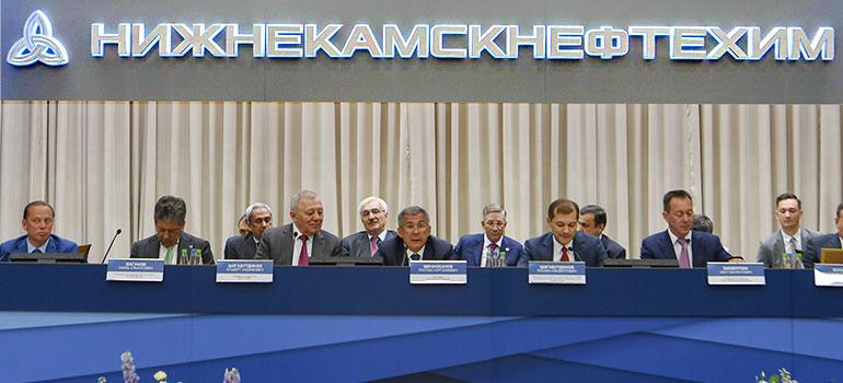 Нижнекамскнефтехим одолжит до40млрд рублей облигациями