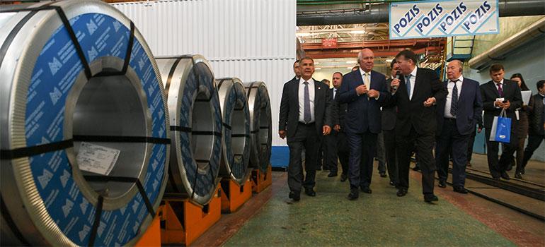 ПОЗиС запустил новое производство боеприпасов