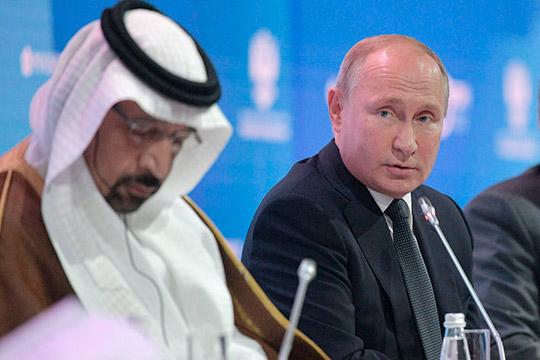 Владимир Путин: «Типичная ошибка любой империи – думать, что все так мощно и устойчиво»