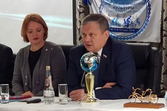 Марат Бариев: «За последние годы уже кое-что сделано»