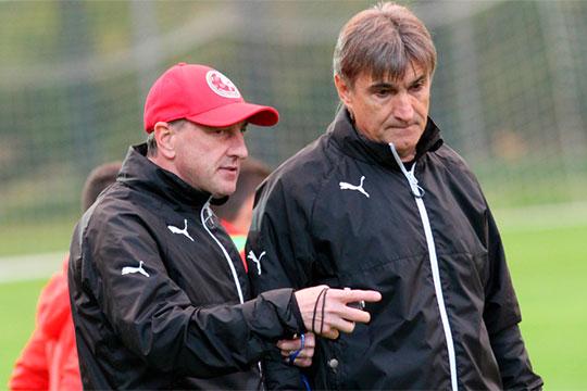 В качестве тренераДмитрий Кузнецовизвестен работой в казанском «Рубине», где он провел больше трех лет, с 2014 по 2017 при трех разных главных тренерах