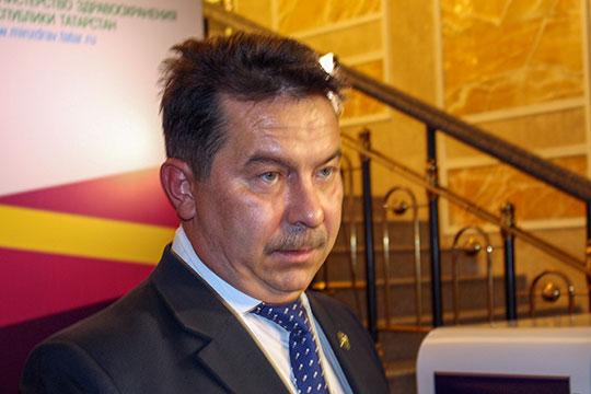 Марат Садыков:«Мыхотим все лучшее вмире привезти сюда, вреспублику»