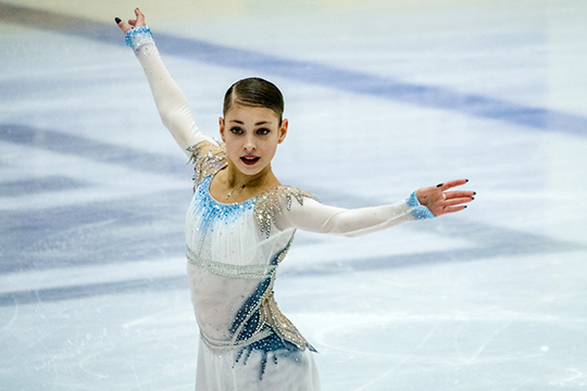 Трусова и Щербакова в Казани: 14-летние девочки, которые затмят Медведеву и Загитову